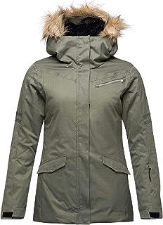f0e1e20d9 Amazon.com  Rossignol Girl Parka Insulated Ski Jacket Girls  Clothing