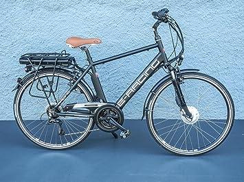890dff33d69f70 28 quot  Zoll Elektro MIFA Fahrrad Pedelec E-Bike Shimano Deore 24 Gang ...