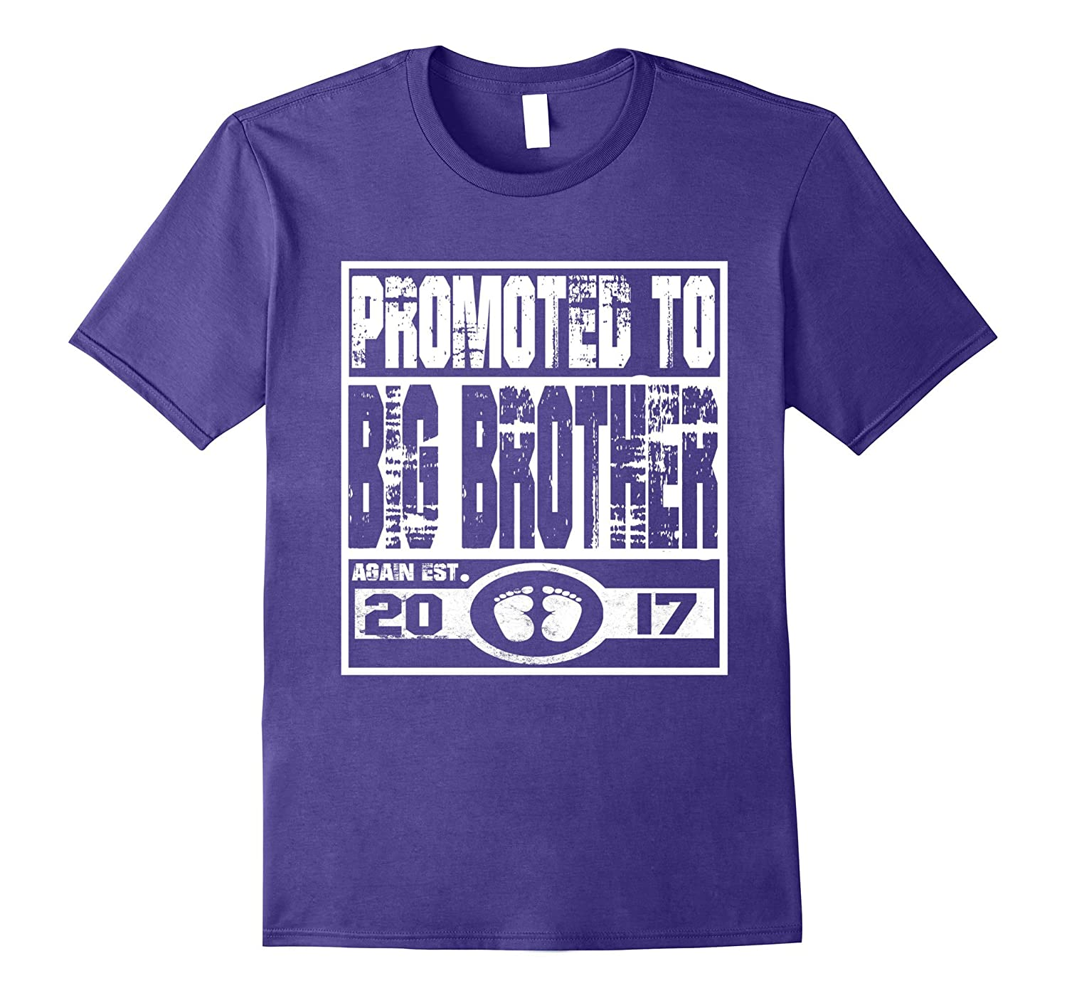 Big Brother Again est 2017 T-shirt-CD