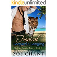 Tropical Leopard's Longing (Shifting Sands Resort Book 8)