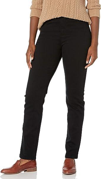 Gloria Vanderbilt Women's Classic Amanda High Rise Tapered Jean at Amazon Women's Jeans store