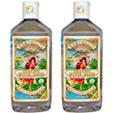 Humphrey's Certified Organic Witch Hazel (Pack of 2), 100% Natural Astringent For Face and Body, Gentle, Cleansing and Non-Dr