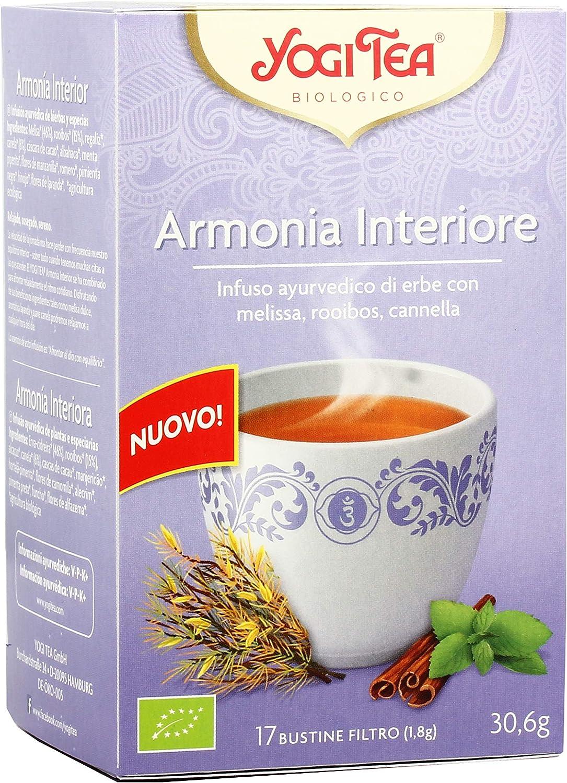 Yogi Tea Yogi Tea Armonia Interior 17 Filtros 300 g