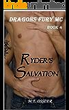 Ryder's Salvation: Dragons Fury MC Series Book 4 (Gay Motorcycle Club Romance) (Dragon Fury MC)