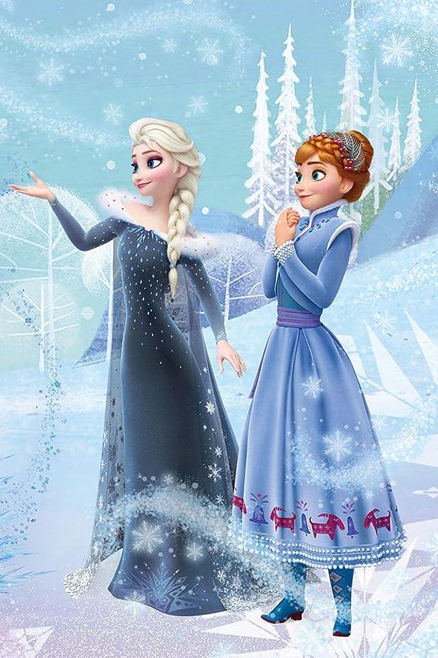 ディズニー アナと雪の女王 家族の思い出 家族の絆 iPhone(640×960)壁紙 画像74007 スマポ