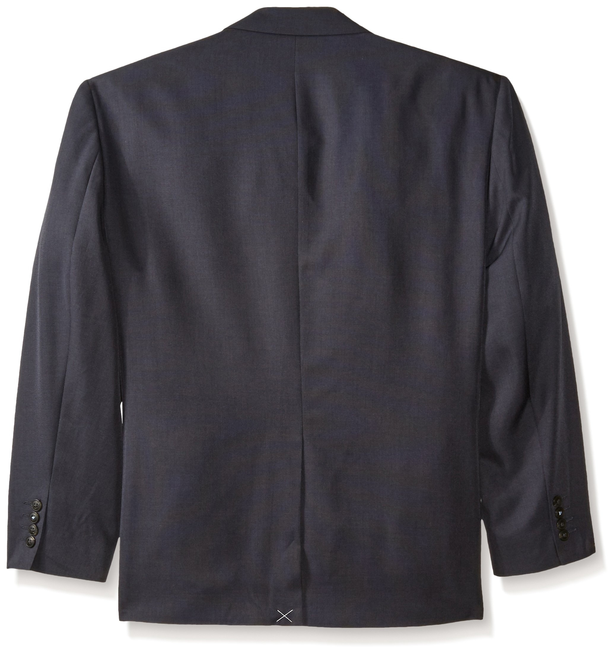 Haggar Men's Big-Tall Performance Tic Weave Classic Fit Suit Separate Coat, Navy, 50 Regular by Haggar (Image #2)