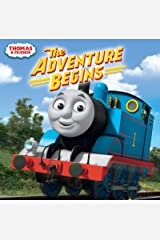 The Adventure Begins (Thomas & Friends) (Pictureback(R)) Kindle Edition