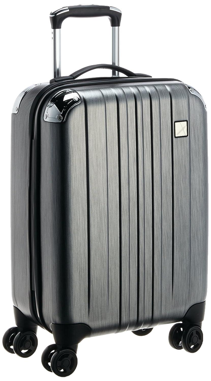[トラベリスト] スーツケース トラスト ジッパーハード ヘアライン 容量34L 縦サイズ55cm 重量2.8kg 76-20061 B00WQFREHY  [トラベリスト] スーツケース トラスト ジッパーハード ヘアライン 容量34L 縦サイズ55cm 重量2.8kg 76-20061 1 ヘアラインブラック ヘアラインブラック