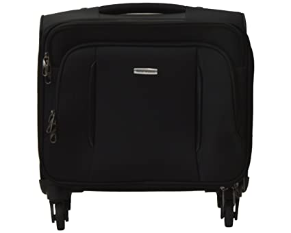 Polo Classic Laptop Trolley - Nylon - Black - Buy Polo Classic Laptop  Trolley - Nylon - Black Online at Low Price in India - Amazon.in ab3eb9e4dfa74