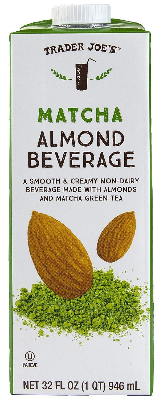 Trader Joe's Matcha Almond Beverage