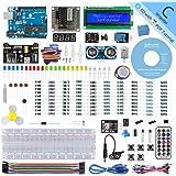 SunFounder Arduino用の完全な R3スタータキット arduino をはじめようキット レベルアップ チュートリアル付