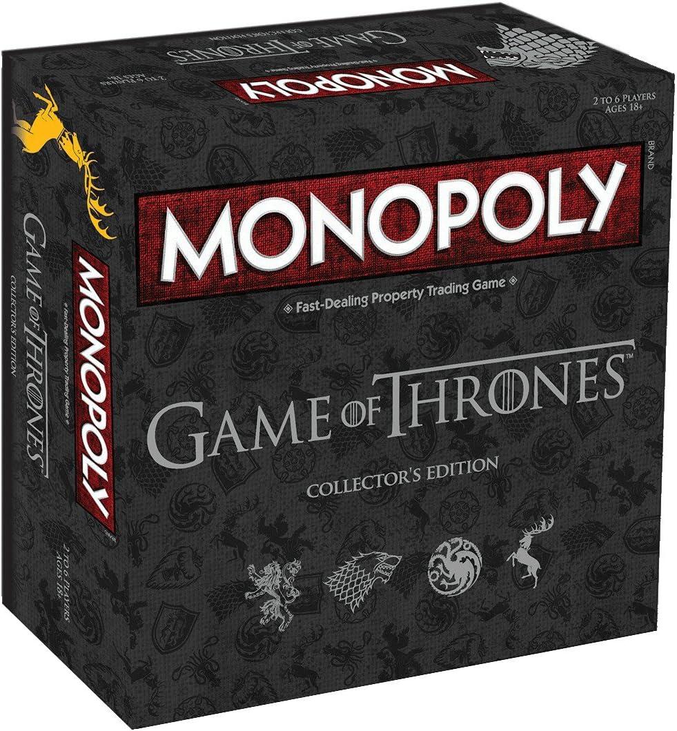 Monopoly Juego de Tronos Coleccionista