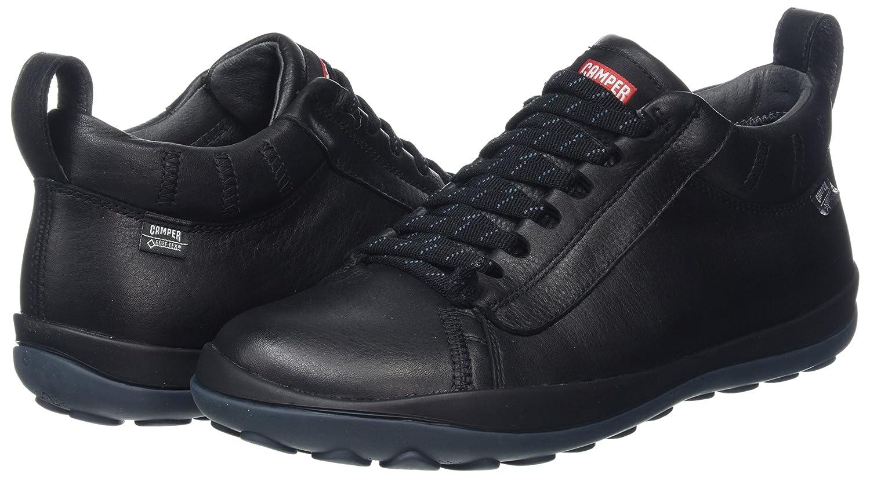 CAMPER Herren (Black Peu Pista Sneaker Schwarz (Black Herren 001) 2f2024