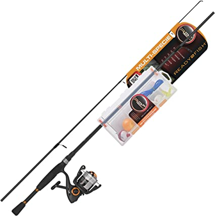 """Ready2Fish Catfish Tackle Kit With 6/"""" Red//White Float.."""