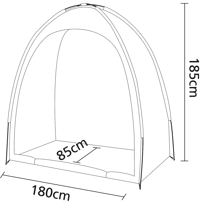 Bo-Camp Bike shelter