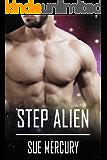 Step Alien: A Sci-Fi Alien Romance (Reestrian Mates Book 1)