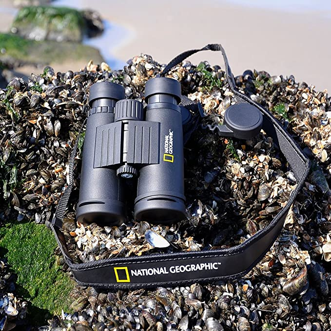 National Geographic Fernglas 10x42 Dachkant Wasserdicht Kamera