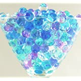 2 Packs Glam Decor Water Beads® Gel Balls Bio Crystal Soil Wedding Vase Decoration (Multi)
