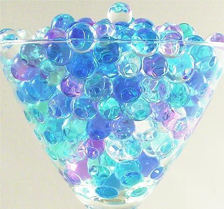2 Packs Glam Decor Water Beads Gel Balls Bio Crystal Soil Wedding