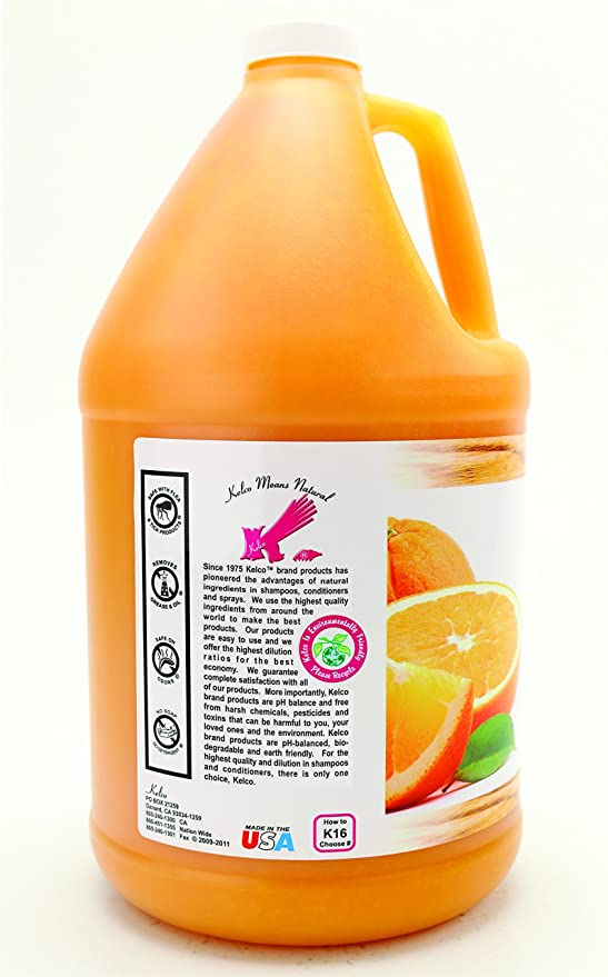 Kelco 50:1 Dr  FL33 Shampoo Gallon