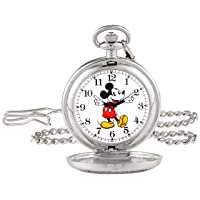 Men's 56403-3467 Mickey Mouse Pocket Watch
