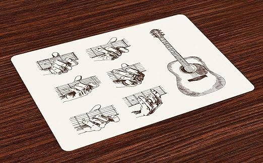 Esteras de guitarra, Boceto, instrumento de estilo artístico y ...