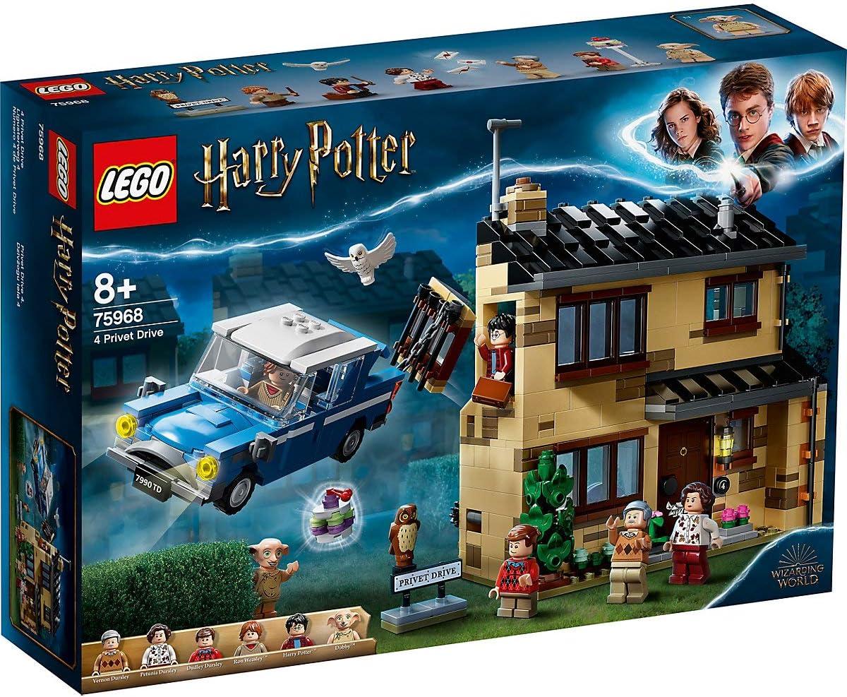 Collectix Lego Harry Potter 75968 Ligusterweg 4 + Enivinador ...