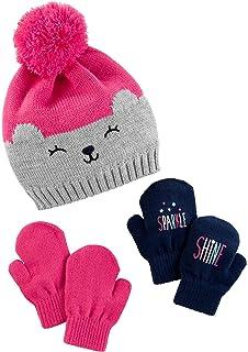 2d02cf082 Amazon.com  Carter s Baby Girls  Fleece Lined Critter Puffer Jacket ...