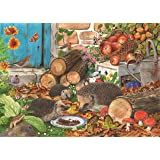 "1000 Piece Jigsaw Puzzle - Garden Helpers ""NEW JULY 2014"""