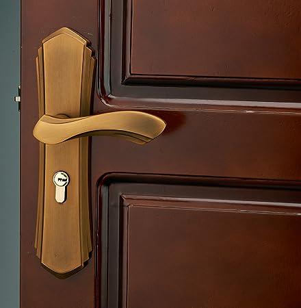 Cnmklm Bedroom Lock Handle Sets Door Lock Living Room Locks Door