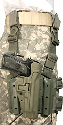 BLACKHAWK Serpa Level 2 Tactical Holster US ARMY