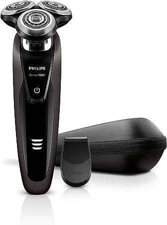 PHILIPS S9031/13 - Afeitadora eléctrica rotativa para hombre ...