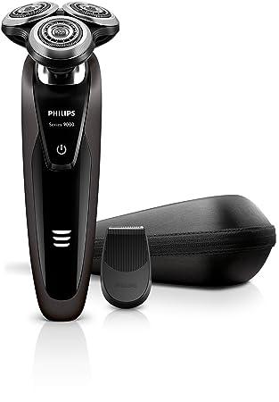 Philips S9031 13 Rasoir électrique Series 9000 + tondeuse de précision +  housse de transport 4b03dcad4911