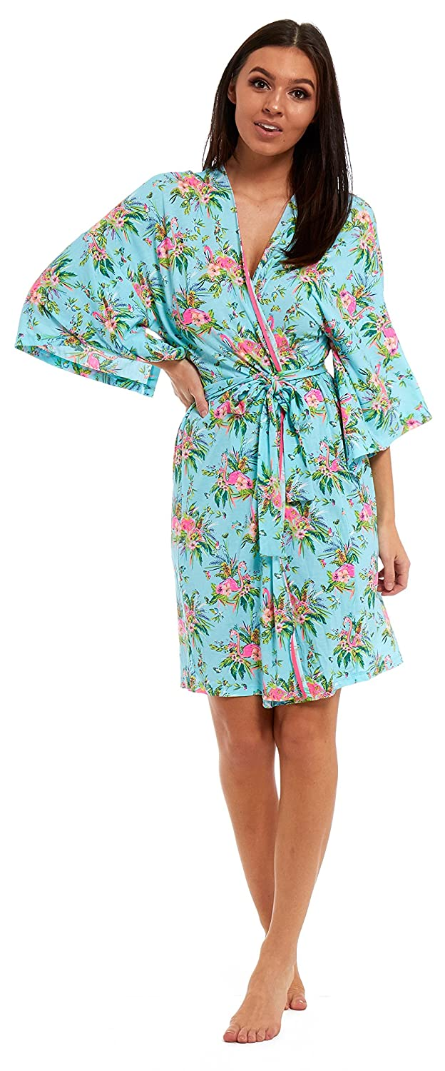 Funky Button Up Dressing Gown Frieze - Wedding and flowers ...