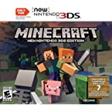Minecraft: New Nintendo 3DS Edition - New 3DS [Digital Code]