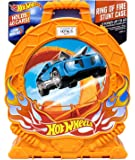Hot Wheels Ring of Fire 40-Car Storage Case w/Carrying Handle
