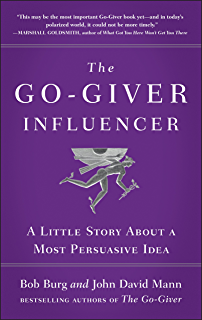 Amazon the go giver a little story about a powerful business the go giver influencer a little story about a most persuasive idea fandeluxe Choice Image