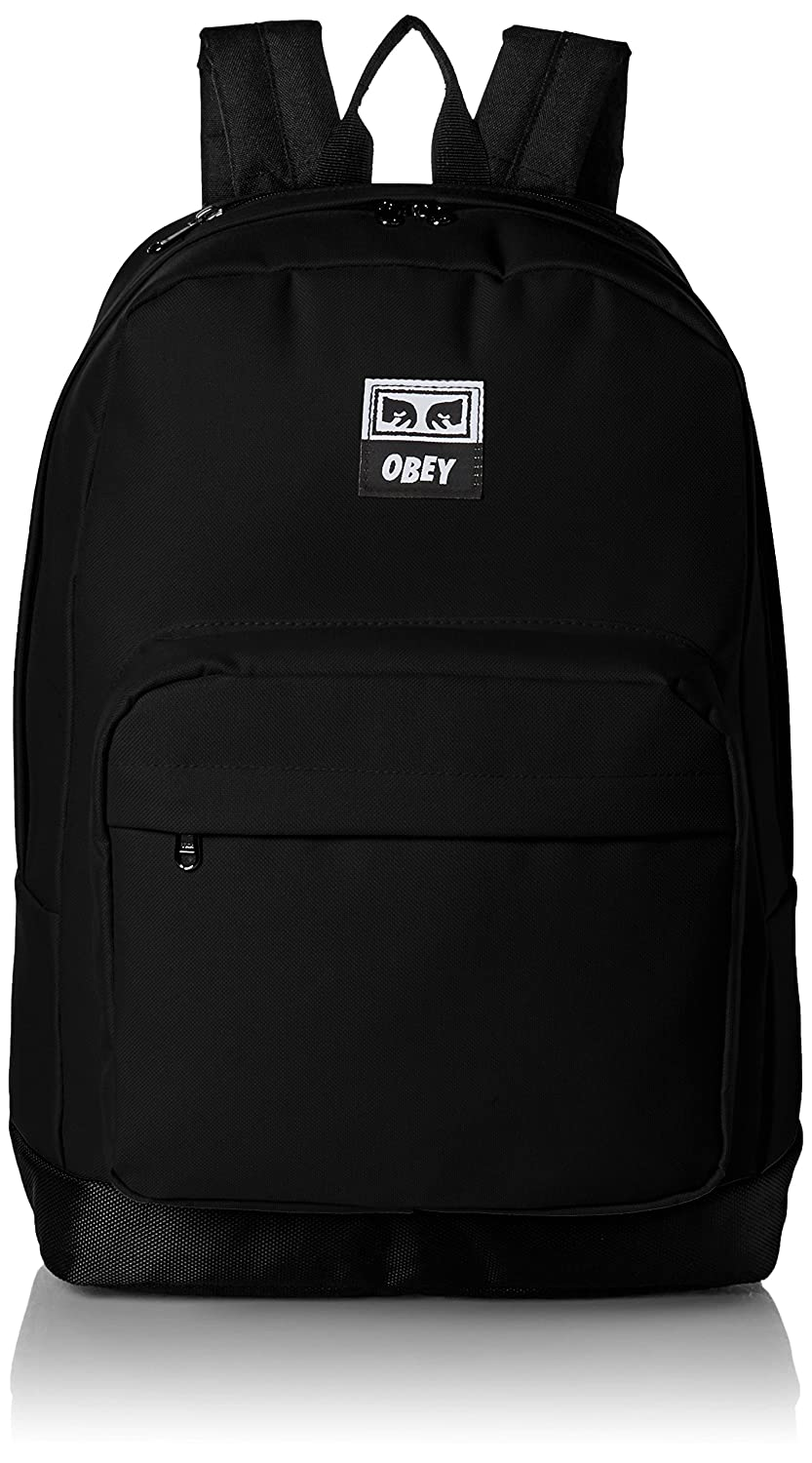 Obey Men's Dropout Juvee Backpack Black ONE Size 100010096