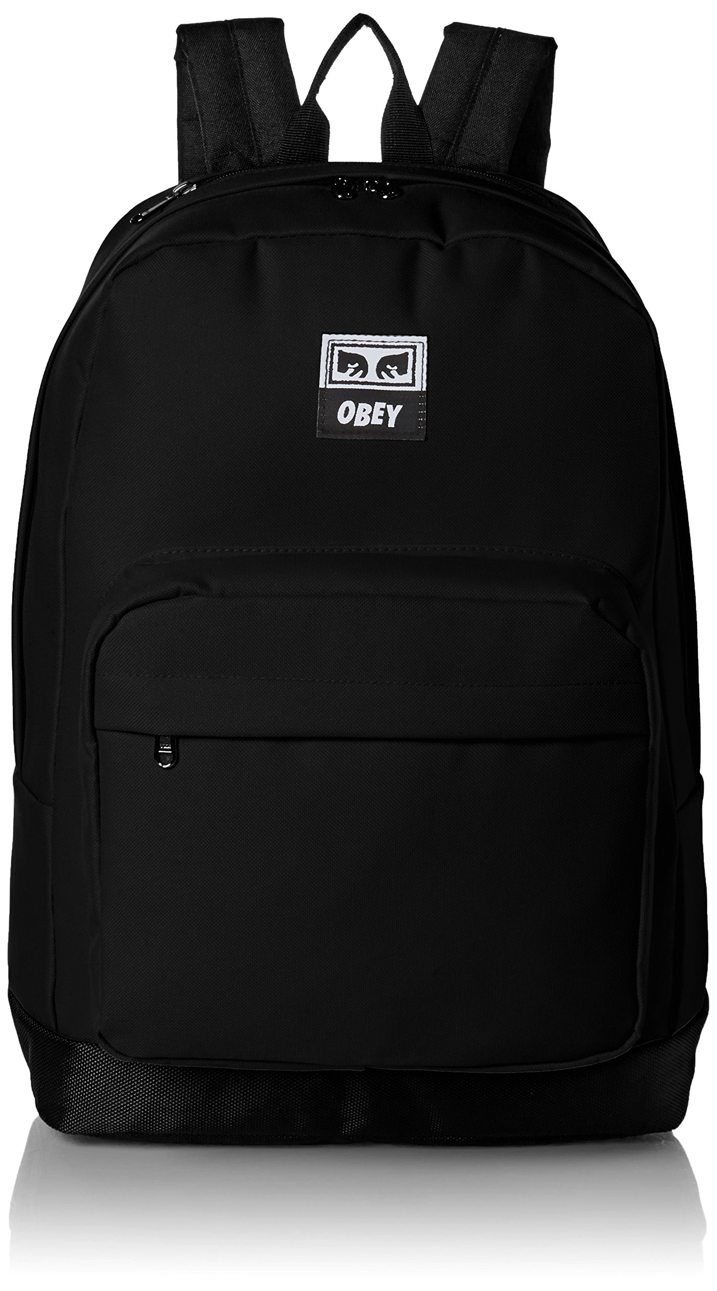 OBEY Men's Dropout Juvee Backpack, black, ONE SIZE