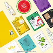 FaceTory - Handpicked Korean Sheet Masks Subscription Box: 7 Lux
