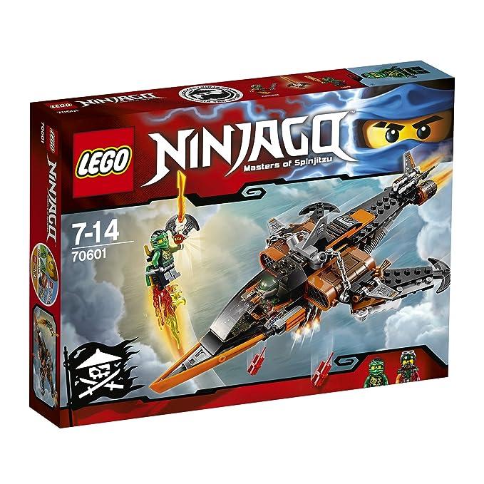 LEGO - Tiburón aéreo, Multicolor (70601)