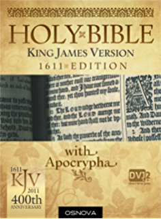 The Original King James Bible (King James Version Bible