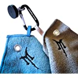 Magnetic Gym Towel Set - Workout Without Your...