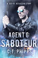 Agent G: Saboteur Kindle Edition