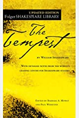 The Tempest (Folger Shakespeare Library) Mass Market Paperback
