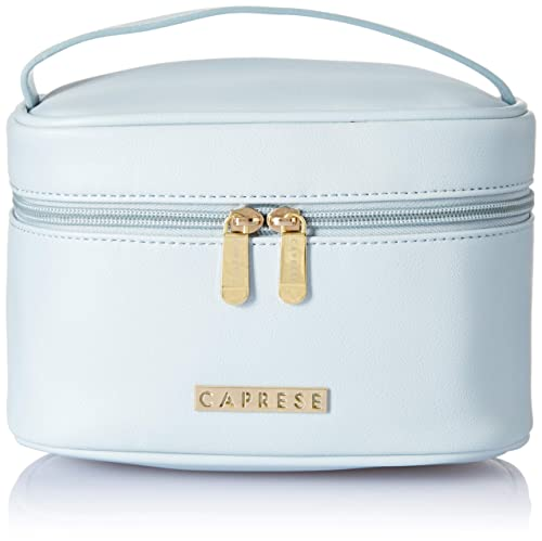 Caprese Kitty Women s Cosmetic Bag (Aqua) a0bddc2a5ff14