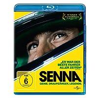 Senna - Genie, Draufgänger, Legende [Blu-ray]