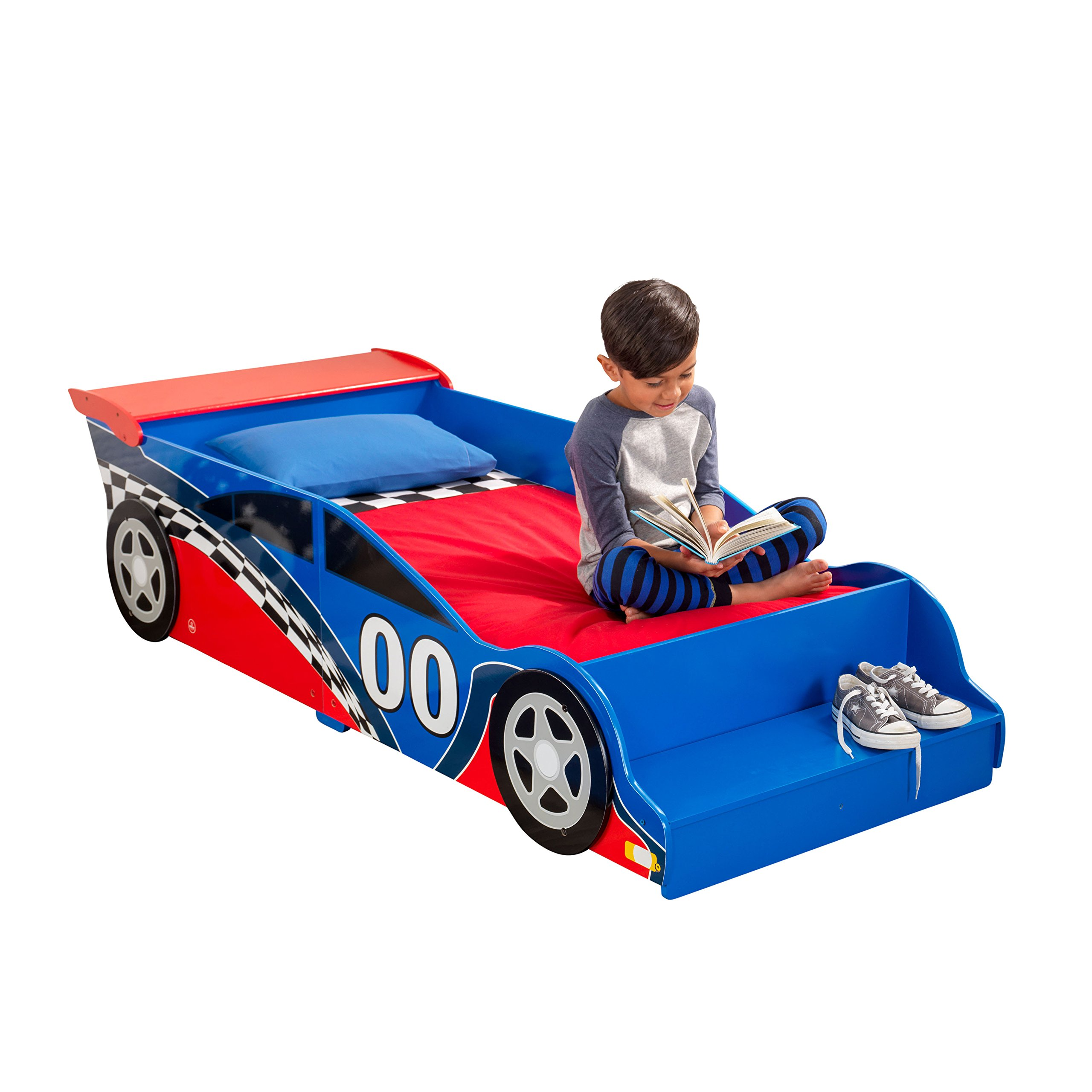 Race Car Toddler Bed by KidKraft