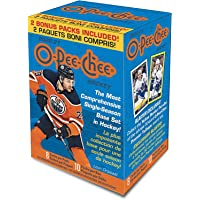 $28 » 2020 2021 Upper Deck O Pee Chee Hockey Series Sealed Blaster Box of Packs with Chance for…