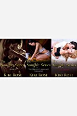 Naughty Series - 3 Books Included (The Naughty Series) Kindle Edition